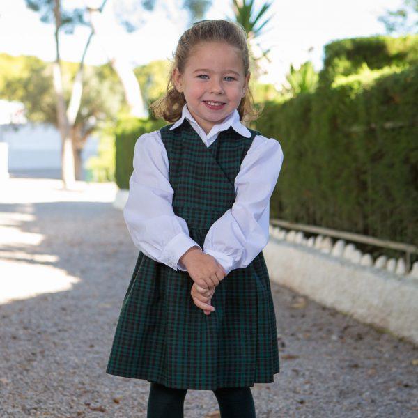 Camisa Blanca Niñas - Centro Educativo Ángel de la Guarda