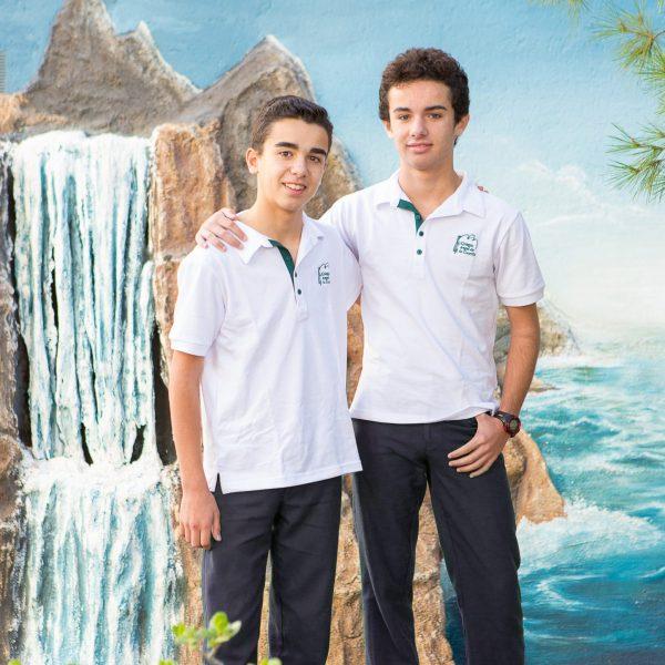 Polo Blanco - Centro Educativo Ángel de la Guarda