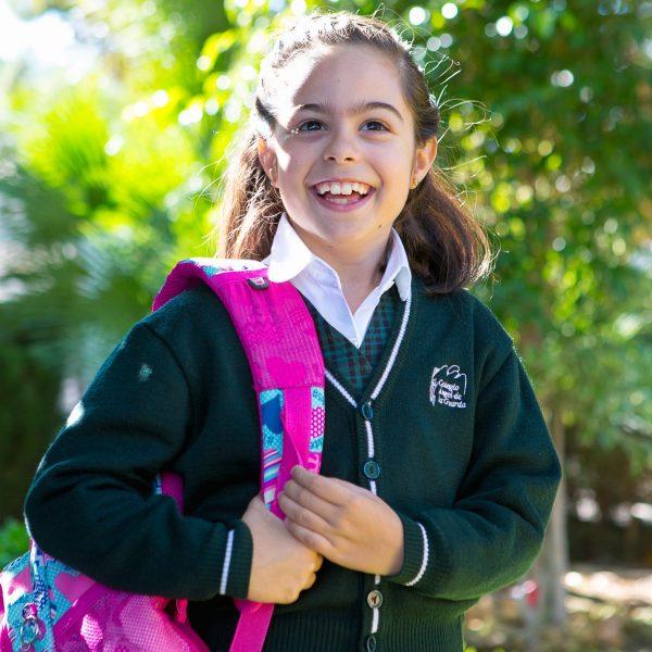 Rebeca Punto Niñas - Centro Educativo Ángel de la Guarda